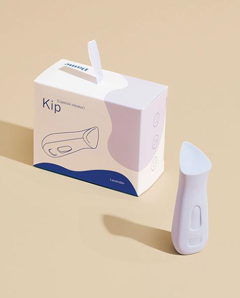 Kip Lipstick Vibrator Lavender Purple