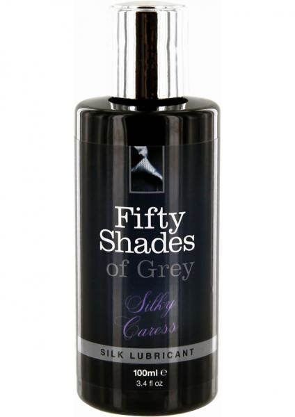 Fifty Shades Of Grey Silky Caress Lubricant 3.4 oz