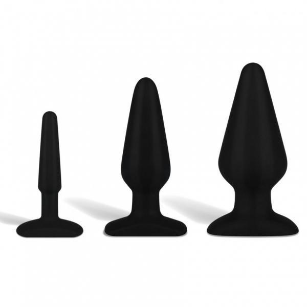 Anal Training Kit Black