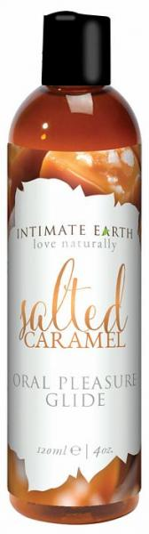 Intimate Earth Salted Caramel Lubricant 4oz