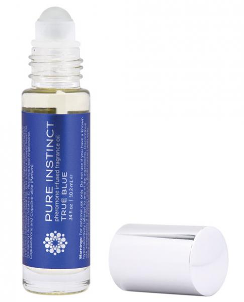 Pure Instinct Pheromone Fragrance Oil Roll On .34oz