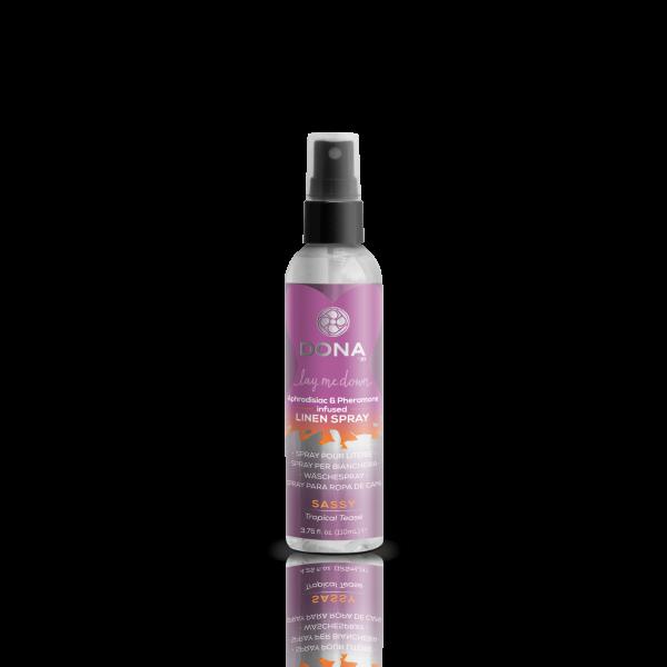 Dona Linen Spray Sassy Tropical Tease 3.75oz
