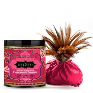 Kama Sutra Honey Dust - 8 oz Strawberry Dreams