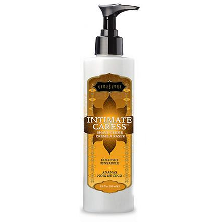 Kama sutra intimate caress shaving creme -  coconut pineapple