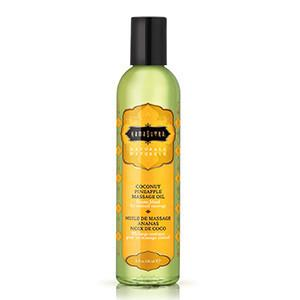 Naturals Massage Oil - Coconut Pineapple