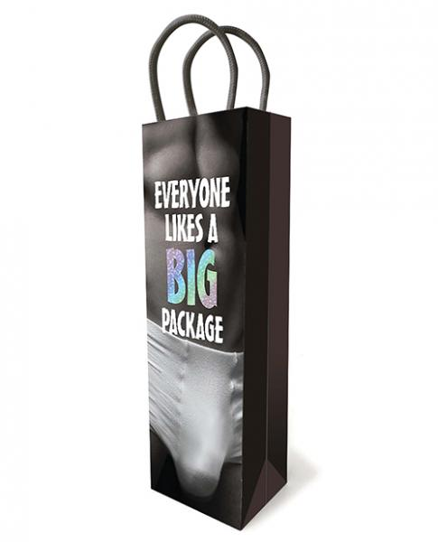 Everyone Likes A Big Package Gift Bag