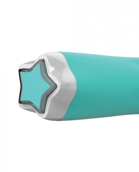 Le Stelle Charm Blue One Touch Vibrator