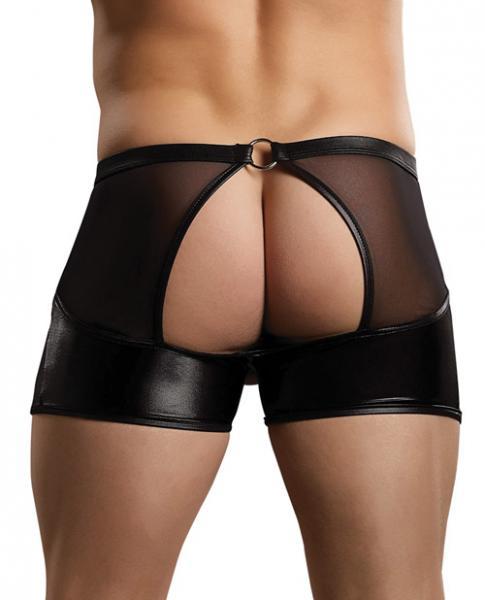 Extreme Double Exposure Shorts Black S/M