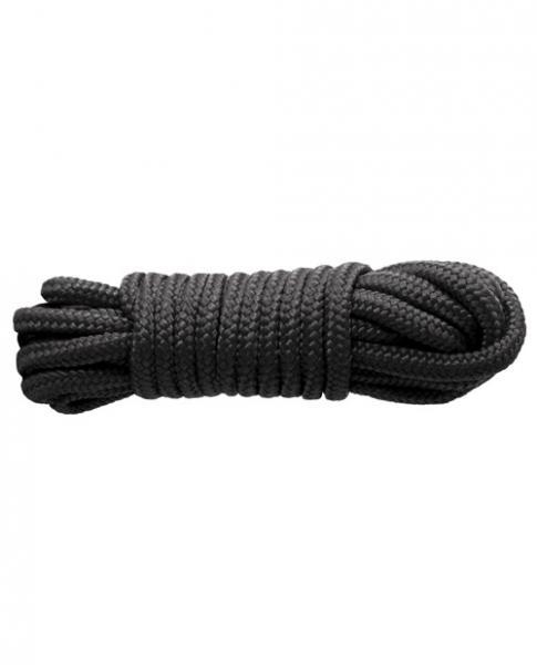 Sinful 25 Feet Nylon Rope Black