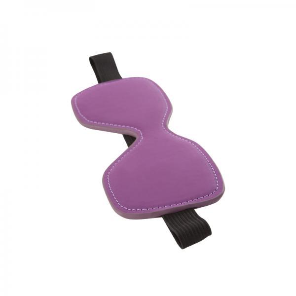 Lust Bondage Blindfold Purple O/S