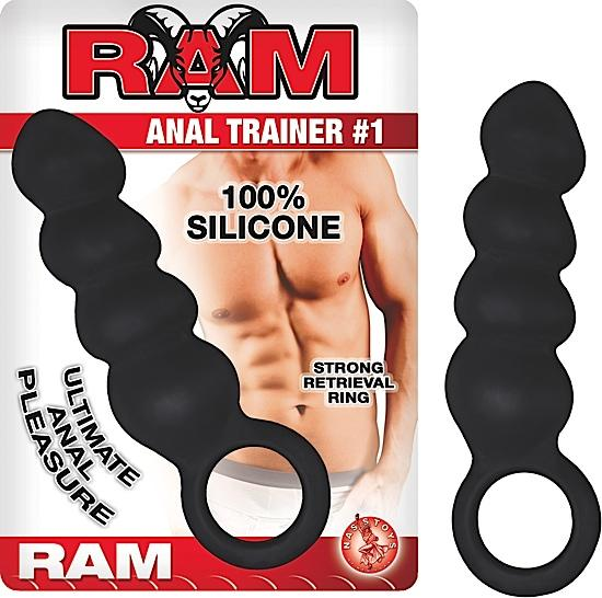 Anal Trainer #1 Black Probe