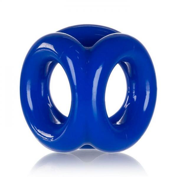 Oxballs Atomic Jock Tri-Sport Cock Sling Blue