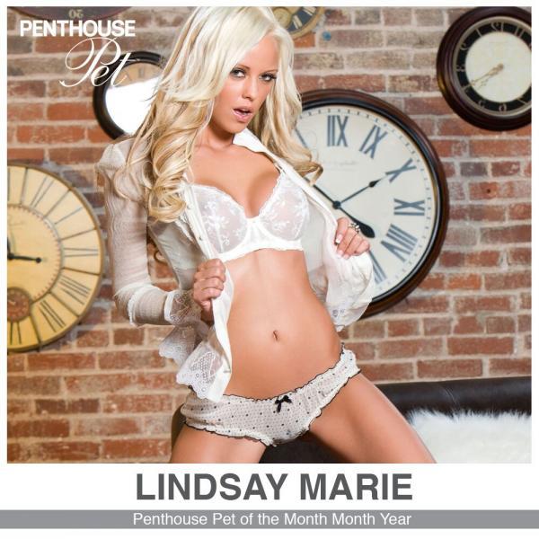 Penthouse toys september calendar girl stroker - lindsay marie
