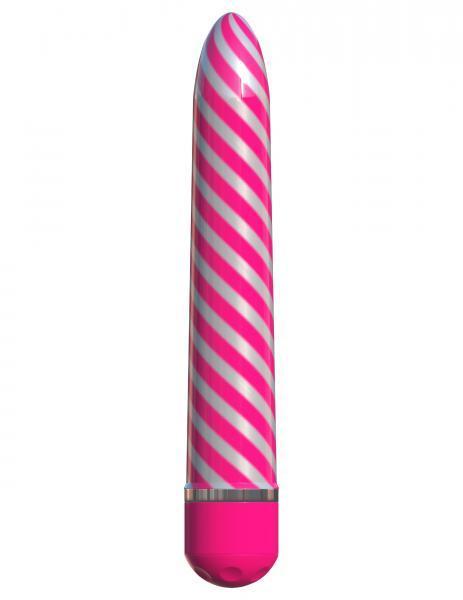 Classix Sweet Swirl Vibrator - Pink