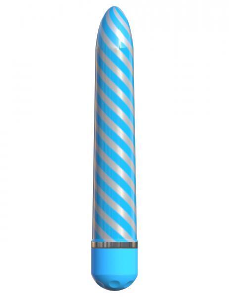 Classix Sweet Swirl Vibrator Blue