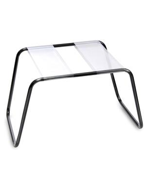 The Incredible Sex Stool Metal Black