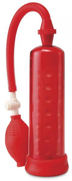 Pump worx silicone power pump red