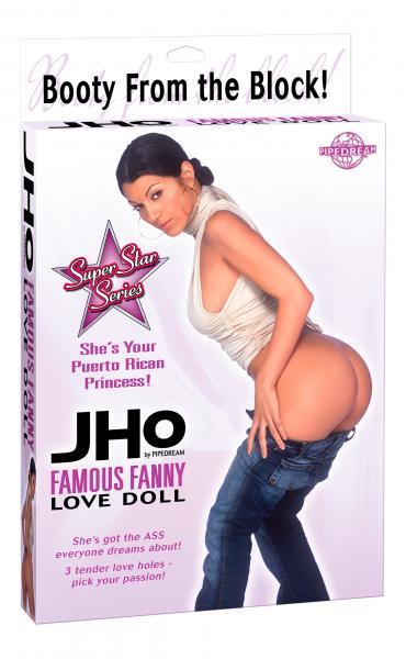J-Ho Fantasy Famous Fanny Love Doll