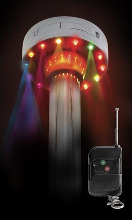 Fetish Fantasy Light Up Disco Dance Pole