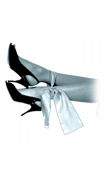 Fetish Fantasy Limited Edition Grey Silk Ties