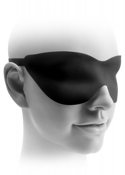 Fetish Fantasy Elite Silicone Love Mask Black