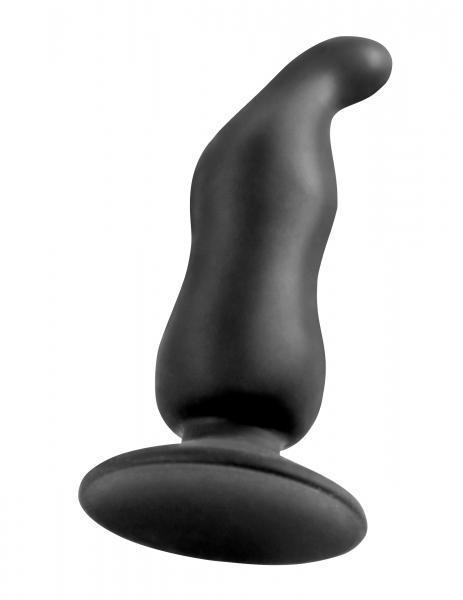 Silicone P-Spot Plug - Black