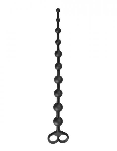 Anal Fantasy Collection Boyfriend Beads Black