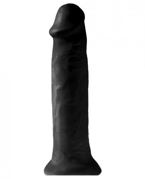 King Cock 14 inches Cock Black Dildo