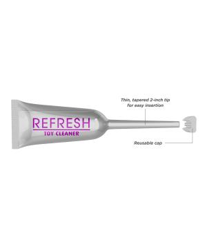 King Cock Insertz Refresh Toy Cleaner 3 Pack