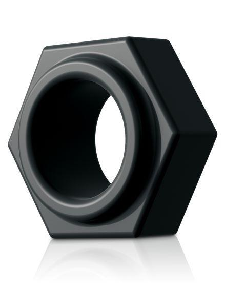 Sir Richards Control Super Nut Silicone C-Ring Black