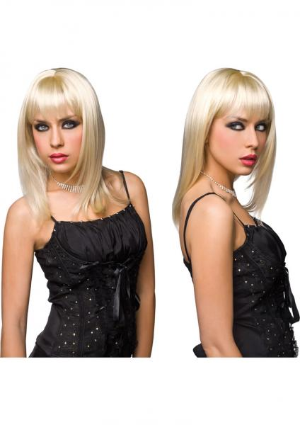 Steph Wig Platinum Blonde