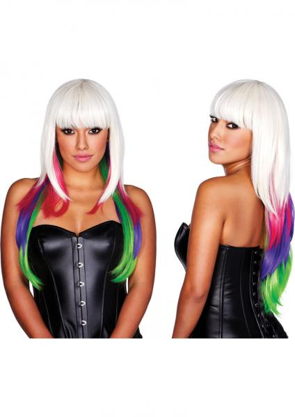 Nicki Wig Multi-Color