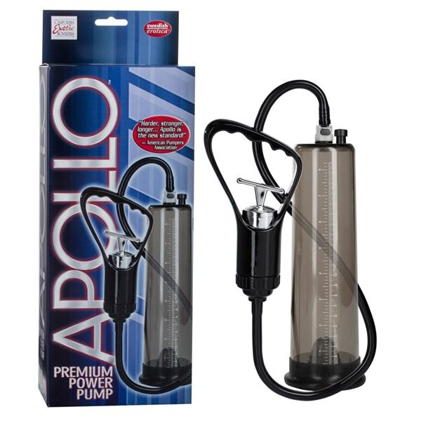 Apollo Premium Power Pump Smoke