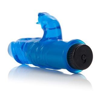 Crystal Playmate Blue Vibrator