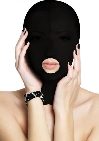 Ouch Submission Mask Black O/S