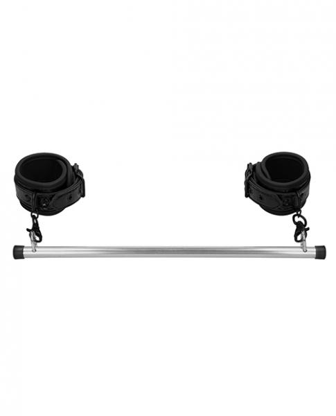 Ouch Luxury Spreader Bar Black
