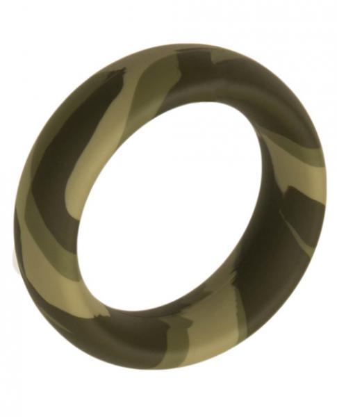 Major Dick Commando Wide 2 inches Camo Ring