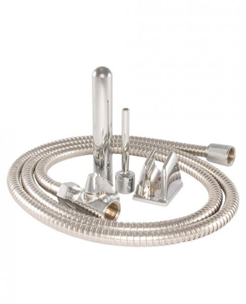 Cleanline Stainless Steel Shower Bidet System