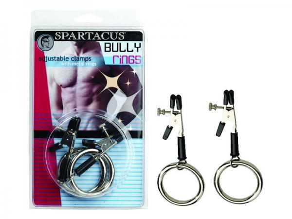 Bully Nipple Rings