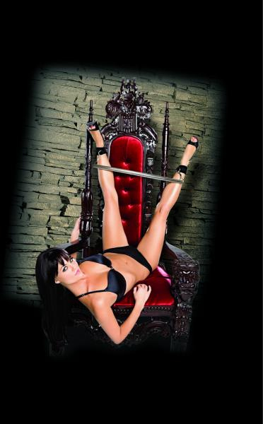 Expand Spreader Bar and Cuffs Set