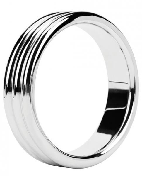 Malesation Nickel Free Steel Triple Ring 48mm