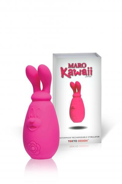 Maro Kawaii 2 Rechargeable Silicone Vibrator