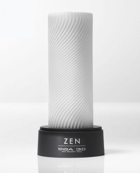 Tenga 3D Zen Masturbation Stroker