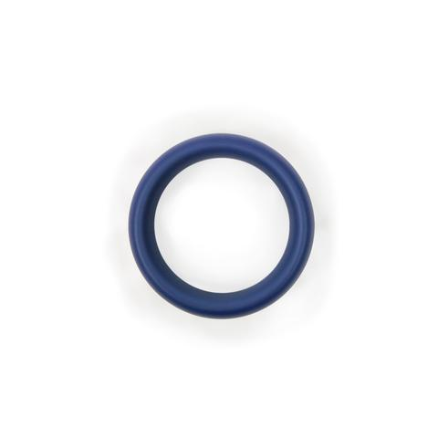 Hombre Snug Fit Silicone C-Band Navy
