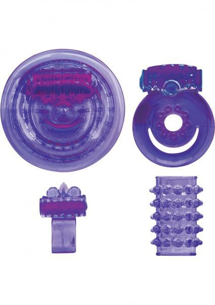 Climax Kit Neon Purple