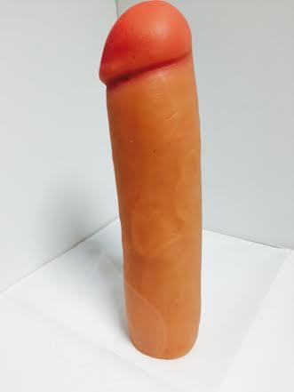 Tommy Gunn Cyberskin Penis Extension Beige