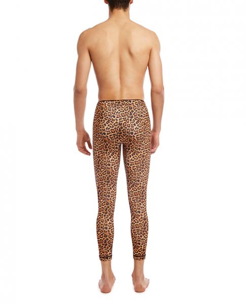 2xist Performance Leggings Cheetah Large