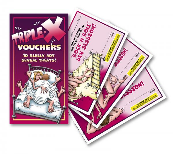 Vouchers Triple X