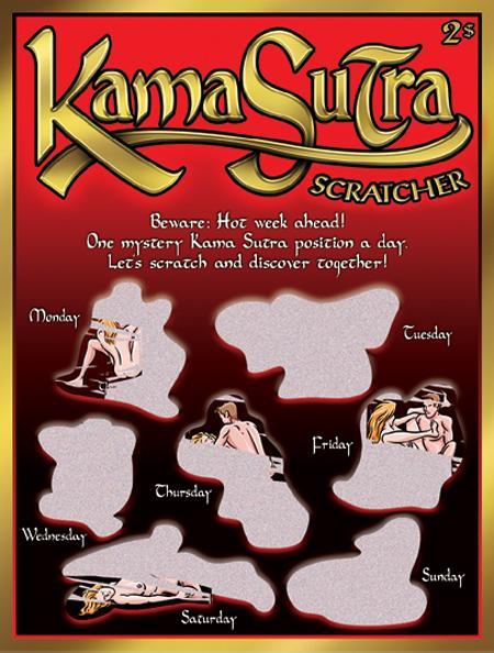 Kama Sutra Scratchers
