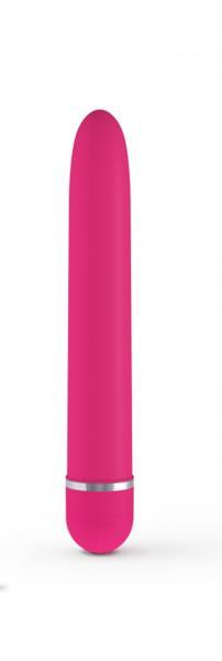 "Luxuriate Pink 7"" Vibrator"